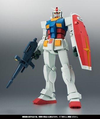 [現貨]日本空運正版 SIDE MS ROBOT魂 RX-78-2 GUNDAM 鋼彈 ver.A.N.I.M.E