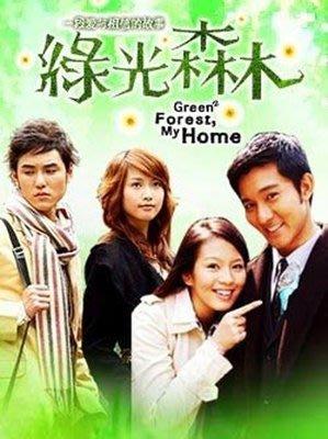 《綠光森林》立威廉,劉品言,阮經天 DVD
