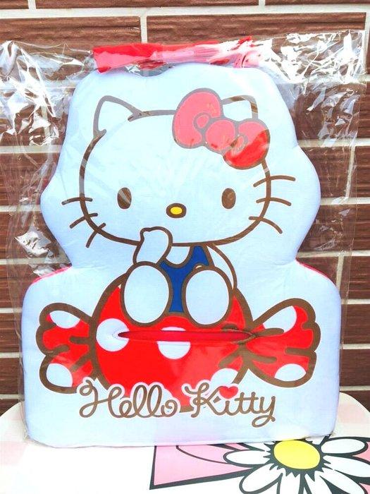 @雪花館@ 現貨~正版Hello Kitty ♥ 造型吊掛式面紙套