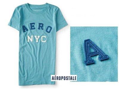美國正品Aeropostale [Aero] 美式休閒短袖T / M ( 編號:3691 )