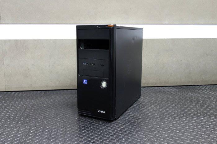 【台中青蘋果】自組桌機 i3-3220 8G 500G GT630 Win10 二手 桌機 #32008