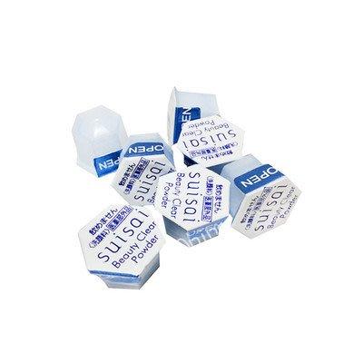 【品質生活】日本新版嘉娜寶Suisai酵素去黑頭去角質洗顏粉 10粒裝