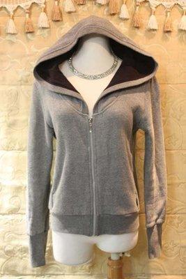 【性感貝貝2館】maru.a 專櫃 灰色銀蔥運動型連帽外套, Hydrogen Lacoste icebreaker 款