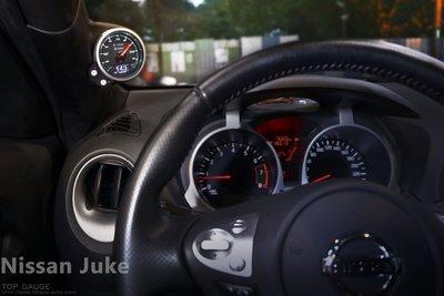【精宇科技】Top Gauge 新品上市 NISSAN JUKE 專用OBD2 水溫錶