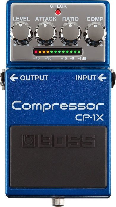 【六絃樂器】全新 Boss CP-1X Compressor  壓縮訊號平均效果器 / 現貨特價