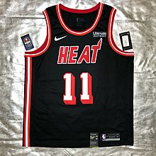 賣個JORDAN NBA HEAT Dion Waiters 熱火隊 服務生 復古之夜 含贊助標 NIKE 球迷版 XL