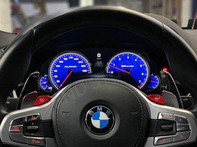 BMW G01 G02 G05 X3 X4 X5 碳纖 碳纖維 撥片 卡夢 方向盤 換檔