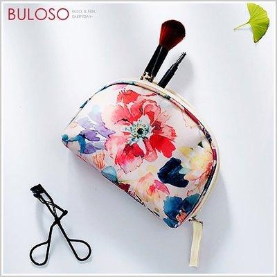 《不囉唆》半圓貝殼化妝包 整理包/手提袋/收納包/衣物行李袋(可挑色/款)【A422940】