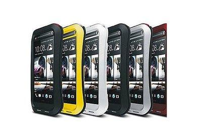 正品 Love Mei HTC one max 三防金屬手機殼 T6鋼化玻璃外殼 防摔防塵保護殼 另有Otterbox