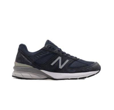 New Balance  藍白總統鞋  男款 M990NV5