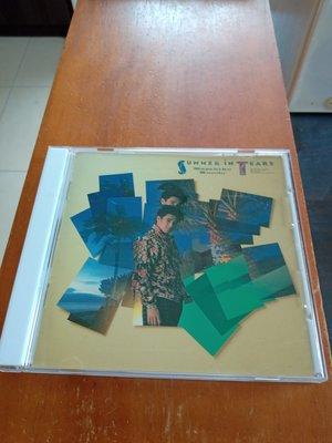近藤真彥  SUMMER IN TEARS 日版專輯CD  超級絕版 CD 99.99新