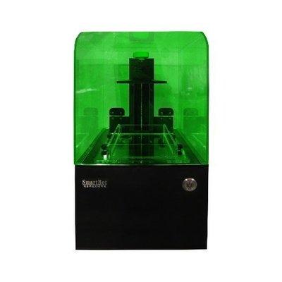 雷射光固化SLA 3D印表機【SmartBot 奧創+ Ultron+】150x150x200mm 精度1條 3D列印機