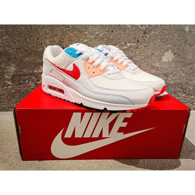 "Nike Max 90 ""The Future is in the Air"" 米紅藍 DD8496-161"