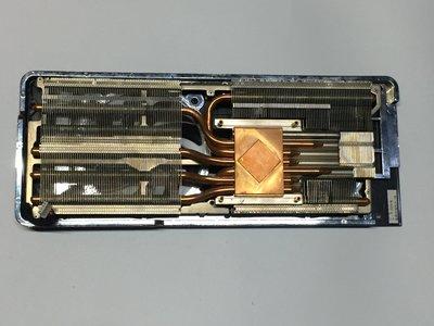 公版 訊景R9 270X 280X 290X 390X魔尊 孔距54mm 7熱管顯卡散熱器