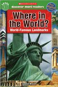 *小貝比的家*WHERE IN THE WORLD? /L3/平裝