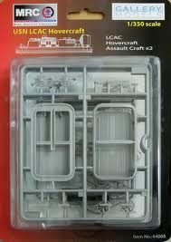 【TRUMPETER/MRC 64005】小號手 1/350 美國 海軍陸戰隊 LCAC 氣墊船 2入