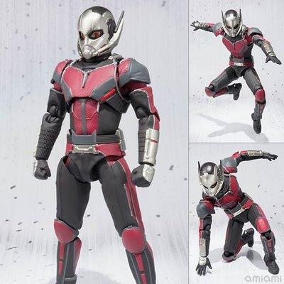 全新 SHF 美國隊長3 英雄內戰 Ant-Man 蟻人