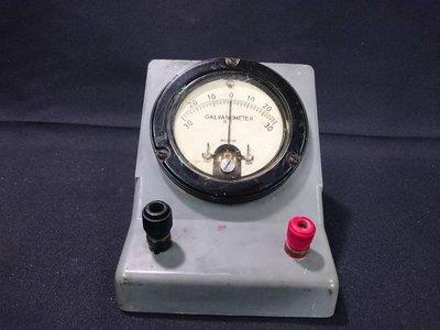 *阿柱的店* WESTON Galvanometer MODEL 1531 檢流計/安培/電錶