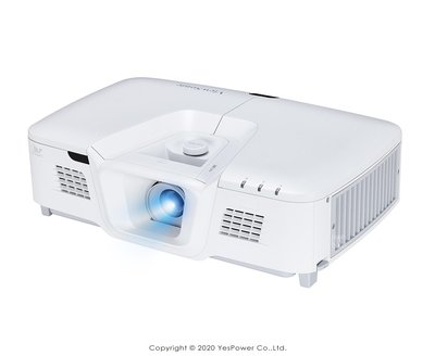 PG800X ViewSonic 5000流明 XGA 投影機/1024x768高解析/1.3x光學變焦/10W喇叭×2