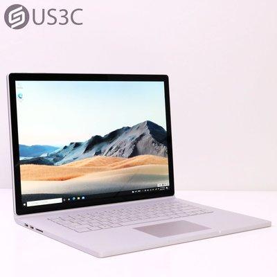 【US3C-台中店】Microsoft Surface Book 3 15吋 i7 16G 256G GTX 1660Ti 獨顯 多點觸控 二手筆電 原廠保固內