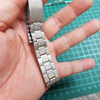 海馬錶帶 早期 20mm 錶帶 瑞士錶最愛 黑白賣 識貨的別錯過了 非 機械錶 SEIKO MK IWC G4 TELUX CITIZEN  ORIENT