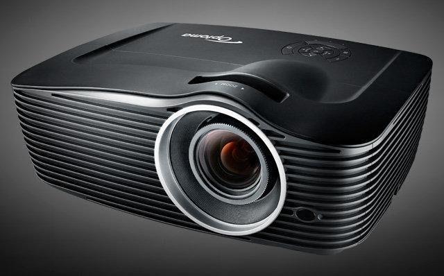 Optoma奧圖碼 EH501 Full-HD DLP 投影機 使用時數2小時