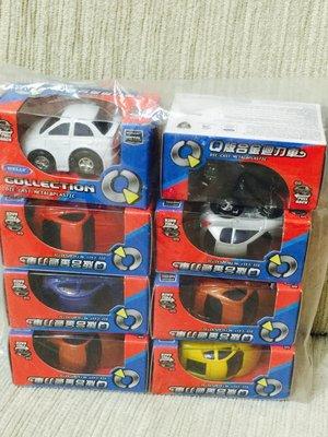天使熊小鋪~Q版合金迴力車 全新1組全 起標價一台 非多美小車 全新附盒