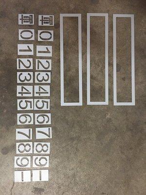 『我最便宜』雷射PVC噴字板、PP板字膜、噴漆字板、壓克力噴字板、PVC噴字膜、鍍鋅板字膜、