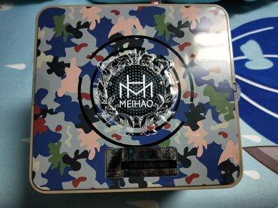 傻猴玩偶鋪~金冠美好MH-2066藍芽喇叭~迷彩的外殼