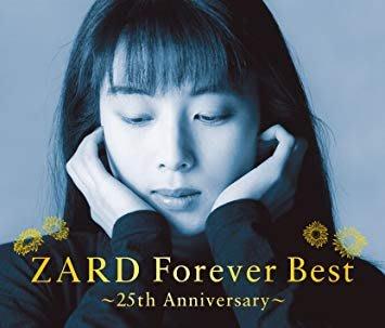 代購 盛夏 季節數量限定盤 ZARD 25周年精選 坂井泉水Forever Best 25th 高音質BSCD2 日本版