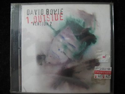 大衛鮑伊 David Bowie - 境外魔界 Outside Version 2 - 1996年BMG 雙CD全新版 - 351元起標