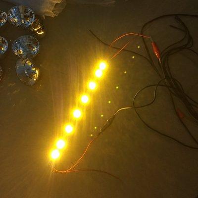 5630-5730黃金光-DIY改裝日行燈-方向燈-LED燈珠