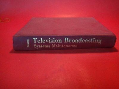 【愛悅二手書坊 16-33】Television Broadcasting      儒林圖書
