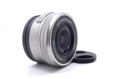 【台中青蘋果】Sony E 16-50mm f3.5-5.6 OSS SELP1650 二手 鏡頭 #54004