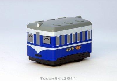 【喵喵模型坊】TOUCH RAIL 鐵支路 Q版 迴力車 台糖 成功號 客車 (QV053)