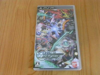 【小蕙館】PSP~ 機動戰士鋼彈回憶錄 歷戰回憶 (純日版)