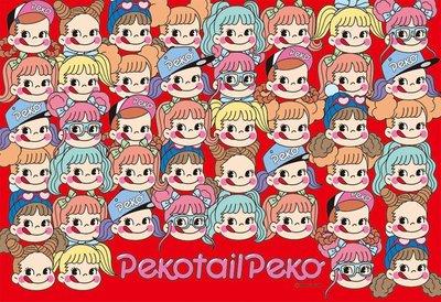 日本正版拼圖 不二家 PEKO 牛奶妹 圖鑑 300片拼圖,300-172
