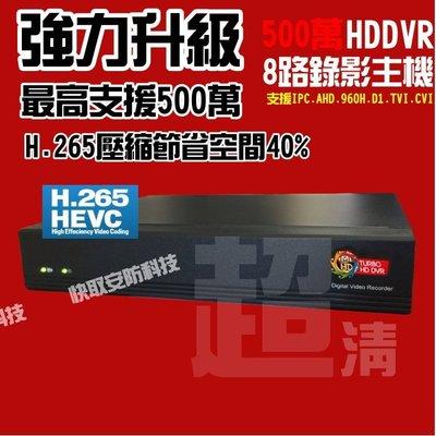 高雄 監視器 8路 主機 ICATCH 4MP 5MP 500萬監控主機 小可取  操作簡易 網路 監看 -台灣