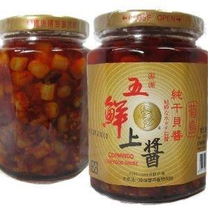 澎湖優鮮配♥ 澎湖名產 菊島純干貝醬