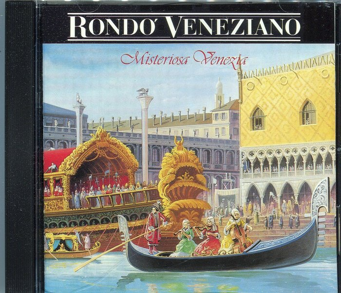 【塵封音樂盒】Rondo Veneziano - Misteriosa Venezia
