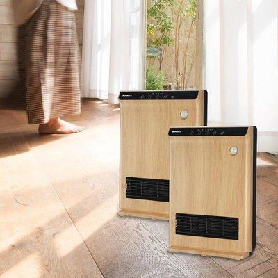 【小如的店】COSTCO好市多線上代購~AIRMATE 艾美特 人體感知陶瓷電暖器HP12105R(2入組)