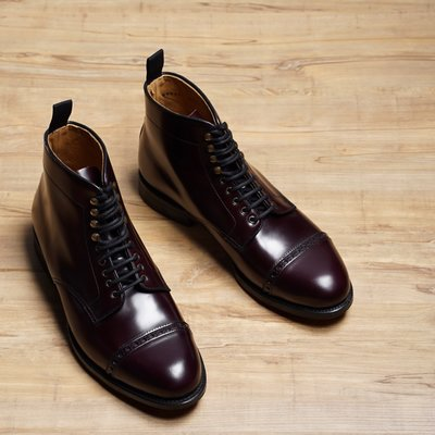 西班牙手工鞋 Berwick1707 傘兵靴 Jumper Boots