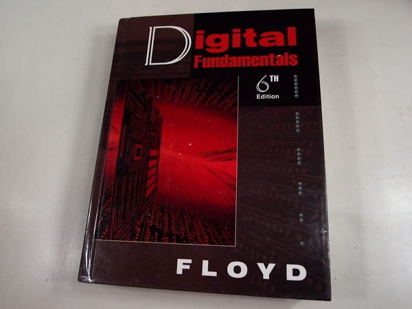 【考試院二手書】《Digital Fundamentals 6TH edition》│Prentice-Hall│八成新(22Z21)