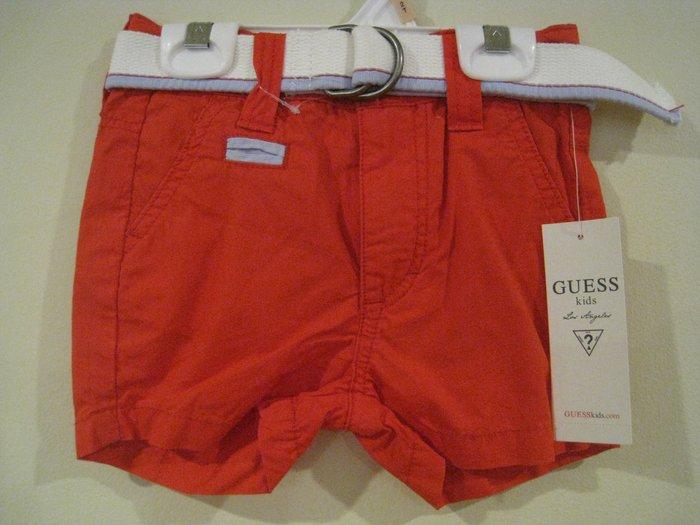 Guess 男女童短褲 2-3T