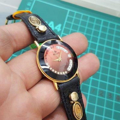 老店展示錶 瑞士 SWISS 古典錶 男錶 老錶 石英錶 非 SEIKO Rolex ORIENT OMEGA A6 LV GUCCI CK MK IWC