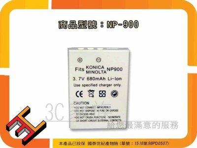 3C家族 Konica Minolta DimageE40 Rollei da80 da81 da70 da100 NP-900電池