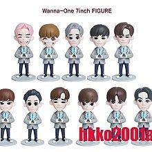 Wanna One [ 官方公仔] (7寸, 分隊員, 下標請注明) Produce 101 娃娃 出道