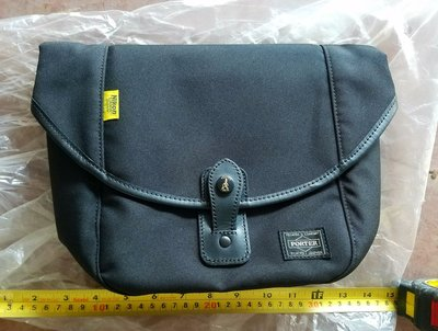Nikon×PORTER-日本限定- Daily Shoulder Bag -made in Japan-相機袋-M-250