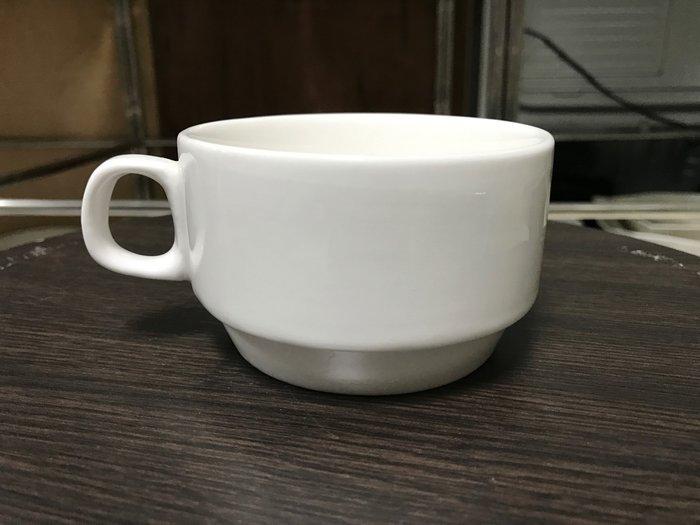 【無敵餐具】強化骨瓷咖啡杯(200cc) 咖啡店/飲品 量多歡迎詢價【A0272】