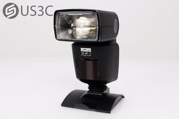 【US3C】興華公司貨 Metz 52 AF-1 外接式閃光燈 閃光燈 輕觸式操控螢幕 多角度燈頭 For Canon
